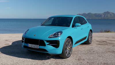 Take a closer look at the new Porsche Macan S
