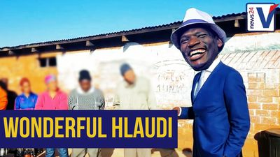 "SATIRE: ""This wonderful person called Hlaudi"" 