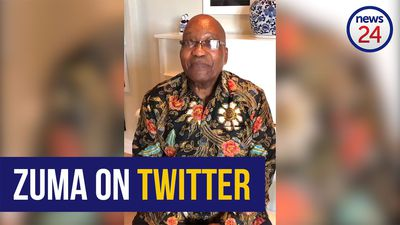 WATCH: 'It's me, former president Jacob Zuma' - Zuma joins social media