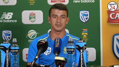 Zubayr Hamza on Faf's captaincy: I've looked up to him