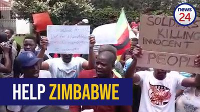 WATCH: Mnangagwa and and his gangster must leave Zimbabwe alone - Zimbabweans