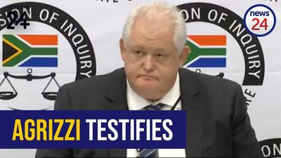 WATCH: Former Bosasa COO Angelo Agrizzi continues to testify at state capture inquiry - Day 2
