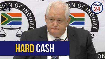 WATCH: Former Bossasa COO unpacks the bribes