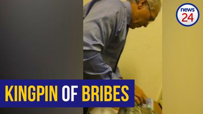 WATCH: Bosasa CEO Gavin Watson emerges as 'kingpin of bribes'