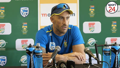 Faf backs Gibson to continue Proteas stay post-CWC