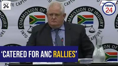 WATCH: Agrizzi claims he packed R50 000 a month for Minister Mokonyane