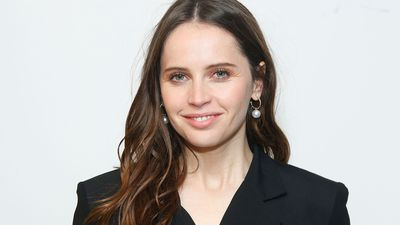 Felicity Jones on playing US Supreme Court Justice Ruth Bader Ginsburg