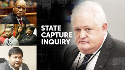 WATCH: #StateCaptureInquiry - Agrizzi to implicate more officials