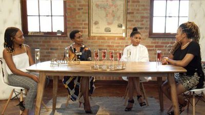 Three generations of women on A Seat At The Table discuss money