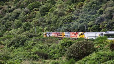 WATCH: The most incredible train rides you'll ever take