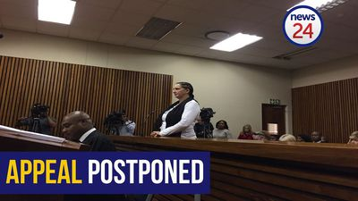 WATCH: Vicki Momberg shown support after leave to appeal application is postponed