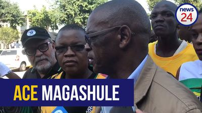 WATCH: Magashule defends controversial candidates on ANC lists