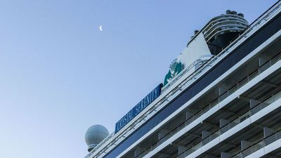 Inside Crystal Serenity: The cruise ship that follows the sun