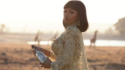 Bonang pops the cork on own sparkling wine label