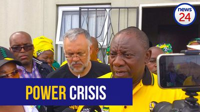 WATCH: 'Let's not panic' - Ramaphosa on Eskom