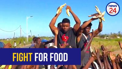 WATCH: Cyclone Idai aftermath: Food shortage in Mozambique