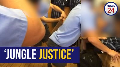 WATCH | Video shows apparent 'jungle justice' at Paarl Boys High