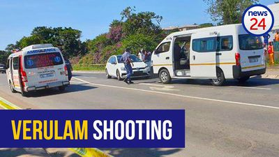 WATCH: Three die in hail of bullets in Verulam drive-by
