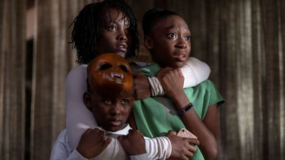 Channel24 interviews Shahadi Wright Joseph and Evan Alex for horror flick, Us