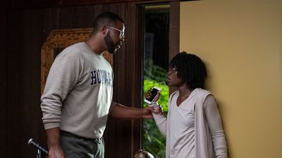 Channel24 interviews Winston Duke for horror flick, Us