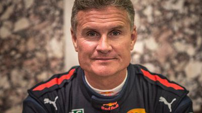 F1 veteran David Coulthard to drive Red Bull's racer in Cape Town