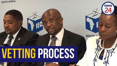 WATCH: ANC candidates given thumbs up on IEC vetting process