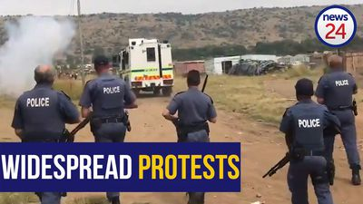 WATCH: Service delivery protests spread from Alexandra to rest of SA