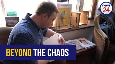 WATCH: Pieter-Louis Myburgh encouraged by discussions around the book