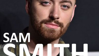 Sam Smith on wanting to drink South African wine, eat chicken wings and collab with Billie Eilish
