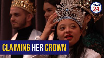 WATCH: Meet Mitchell's Plain's international Down Syndrome beauty queen