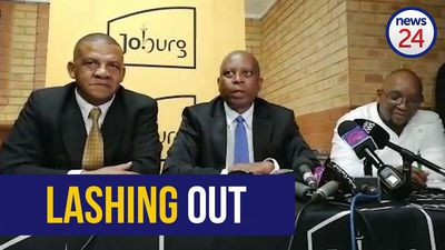 WATCH: 'Let's talk about Marikana' - Mashaba challenges Ramaphosa after unsuccessful Alex meeting