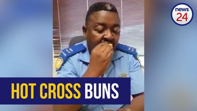 WATCH: Getting pickled on hot cross buns?