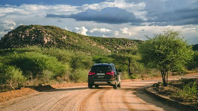 A Nambia 4x4 adventure: Dirt roads, sand dunes and everything in between