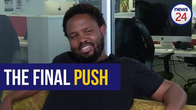 WATCH: BLF leader Mngxitama calls Malema a demagogue and forecasts a 10 seat win