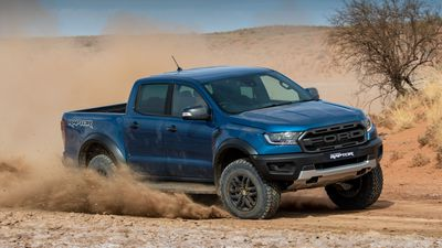 Ford Ranger Raptor - The engine