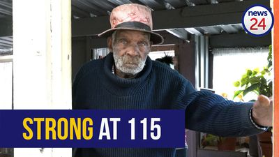 WATCH: 'Honour your parents' - that's the secret to long life, according to Delft's 115-year-old man