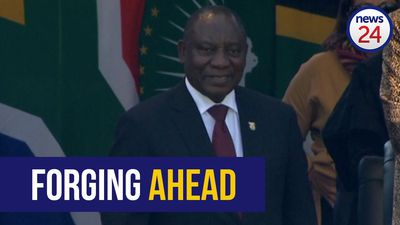 WATCH: Ramaphosa inaugurated, promises 'change will come'