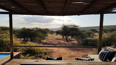 See the other Big 5 at the Waterberg's Lapalala Wilderness