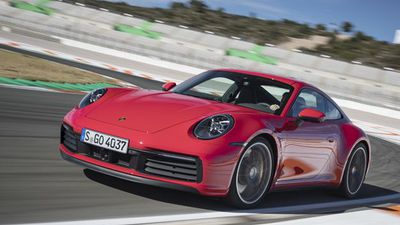 All you need to know about the new Porsche 911 Carrera S