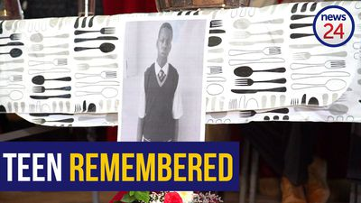 WATCH: 'Truth be told, our parents have failed us' - pupil at Daniel Bakwela memorial