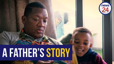 WATCH: A single black dad shares his heartwarming adoption story