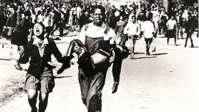 WATCH: PART 1 - The Soweto uprising