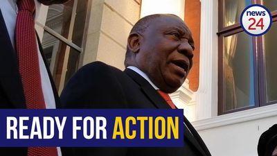 WATCH: Ramaphosa 'relaxed and ready' ahead of SONA