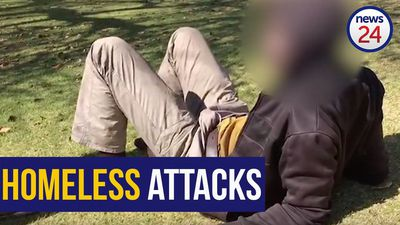 WATCH: Homeless man fears for his life after spate of Tshwane killings