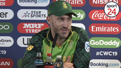 Proteas fans have the right to be angry, says Faf