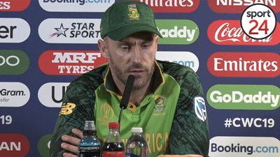 Faf admits 'youngish' batting line-up is a concern