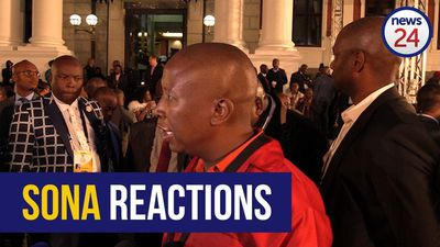 WATCH: 'The President is a dreamer' - MPs react to Ramaphosa's address