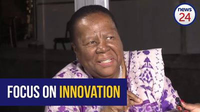 WATCH: 'Attention to research, development and innovation will lead to an exciting future' - Pandor