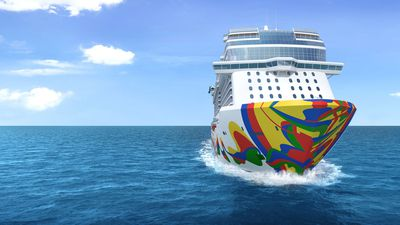 Laser tag and go-karts on Norwegian Cruise Line's newest ship Encore