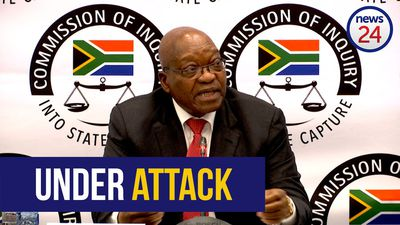 WATCH: 'I've been vilified, alleged to be the king of corruption' - Zuma at state capture inquiry